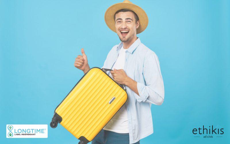 Enquête sur la durabilité des valises pour LONGTIME®